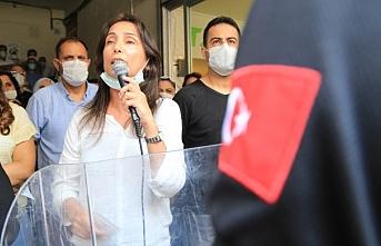 Adana'da gözaltılara tepki