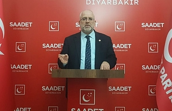 SP İl Başkanı: Vaka artışı Diyarbakır'da hastaneleri kilitledi