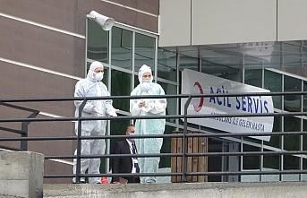 Van'da günlük 800 kişi koronavirüs şikayetiyle hastaneye başvuruyor