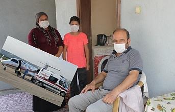 Yurttaşa dolmuş, AKP'li vekilin oğluna ambulans uçak