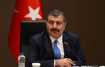 Koca: İstanbul ve Bursa'da vaka sayısında artış var