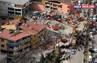 'Van'da olası bir depremde büyük bir facia yaşanır'