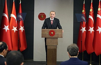 Erdoğan: Hafta sonu sokağa çıkma yasağı uygulanacak