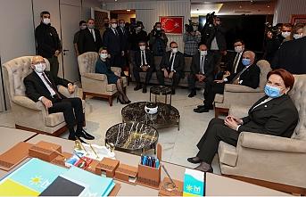 Kemal Kılıçdaroğlu ve Meral Akşener'den ortak açıklama: Seçim istiyoruz