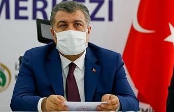 Koca: İzmir'de şartlar, virüs için elverişli hale geldi