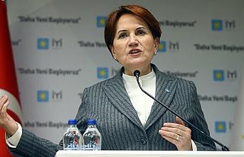 Akşener: Haziran'da seçim bekliyorum, aşıyı önce Erdoğan olsun