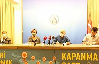 İstanbul Tabip Odası'ndan salgın raporu: Acil kapanma şart