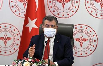 Sağlık Bakanı Koca: Aşılamaya 11 Aralık'tan başlıyoruz