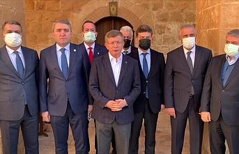 Ahmet Davutoğlu'dan Özdağ'a saldırı açıklaması: Sorumlusu Cumhurbaşkanı