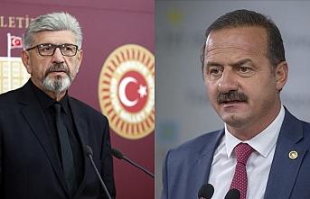 Cihangir İslam'dan HDP'yi hedef alan İYİ Parti'ye 'fezleke' tepkisi