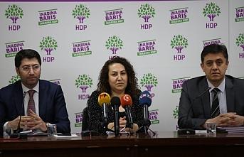 HDP Demokratik Yerel Yönetimler Kurulu: Kayyım politikası çöktü