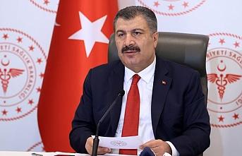 Sağlık Bakanı: Normalleşme 1 Mart itibariyle başlayacak