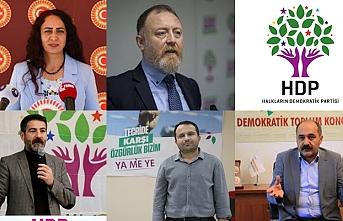 Van'da HDP'li 5 milletvekili hakkında soruşturma