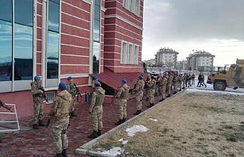 Erciş'te 'tefecilik' yaptıkları iddiasıyla 5 kişi tutuklandı