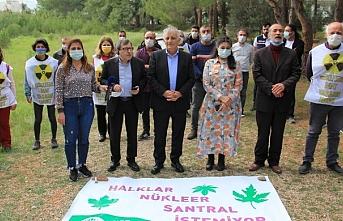 HDP Ekoloji Komisyonu: Akkuyu çevre felaketine yol açacak