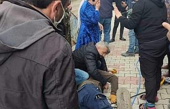 Van'da elektirik direğinden düşen işçi yaşamını yitirdi
