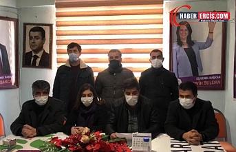 HDP Erciş İlçe Örgütü 2. Olağan Üstü Kongresini Gerçekleştirecek