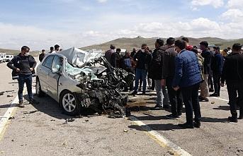 Van'da kaza: 1 ölü, 2 yaralı