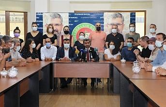 Diyarbakır'daki STÖ'lerden ortak açıklama: Cinayete karşı herkes tutum alsın