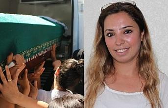 Katledilen HDP'li Deniz Poyraz'ın cenazesi aile evine götürüldü