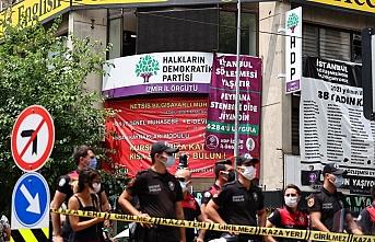 Van STÖ yöneticileri: HDP'ye yönelik saldırıların sorumlusu iktidar