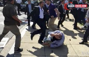 Erdoğan'ın korumalarının saldırısı davasında Türkiye'nin itirazı reddedildi