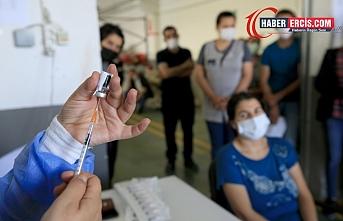 Van-Hakkari Tabip Odası'ndan aşı çağrısı