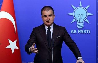 AKP Sözcüsü Çelik'ten Altındağ açıklaması