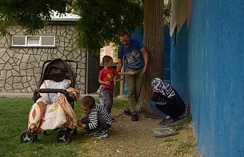Van'a gelen Afgan mülteci: 4 gün boyunca çocuklarımız kucağımızda yürüdük