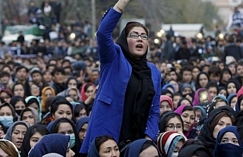 Van'dan Afganistanlı kadınlarla dayanışma çağrısı