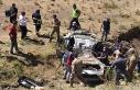 Ağrı'da trafik kazası: 2'si çocuk 4...