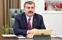 Sağlık Bakanı Koca'ya göre 65 yurttaş daha...