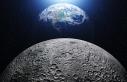NASA: Ay'ın güney yarım küresinde bir kraterde...