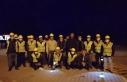 Somalı maden işçileri, bir ekip oluşturarak İzmir'e...
