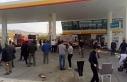 Van'da, belediye otobüsü petrole daldı: 11...