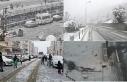 İzmir ve İstanbul'da kar yağışı