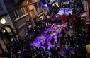 İzmir, Ankara ve İstanbul'da kadınlardan 8...