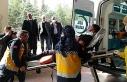 Urfa'da meydana gelen trafik kazasında Ercişli...