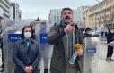 Van'da Valilik önünde eylem yapan Sarısaç:...