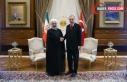 Erdoğan ile Ruhani telefonla görüştü