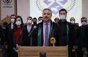 Van Barosu: Demokrasiye yapılan bu ağır saldırıyı...