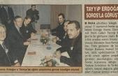 Abdüllatif Şener, Erdoğan-Soros görüşmesini ilk kez anlattı