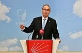 CHP Sözcüsü Öztrak: 'FETÖ'nün kendisi okyanus ötesinde ama fikirleri iktidarda'