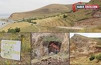 Van'da yasaklı mesire alanına kalker ocağı kuruldu