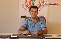 Van Tabip Odası Başkanı Dr. Yaviç: Kışın salgının sonuçları daha ağır olacak