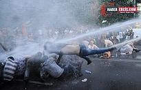 Van'daki yasak son bulmuyor: Muhalife yasak, iktidara serbest