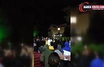 Van'da öğrenciler yemek ve yurt zamlarını protesto etti