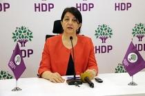 HDP Eş Genel Başkanı Pervin Buldan: Demokrasi ittifakı bölünmeyecek