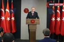 AKP'li Cumhurbaşkanı Erdoğan yeni koronavirüs tedbirlerini açıkladı