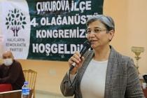 Leyla Güven: Kürtlerin mücadelesi iktidara dert oldu